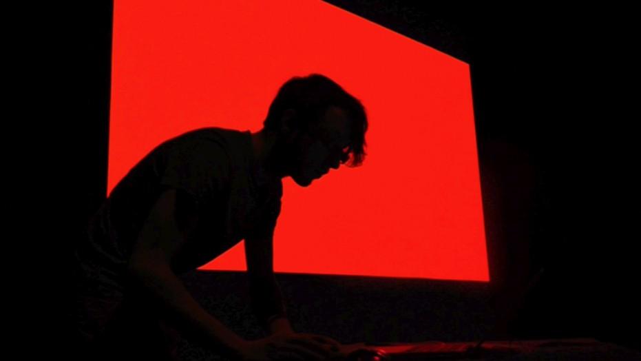 120412 Filmpoem Live StAnza4